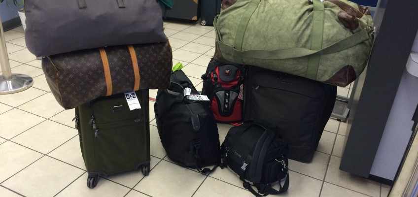 Flights #1 and #2 (NY-CHICAGO-SAN DIEGO)