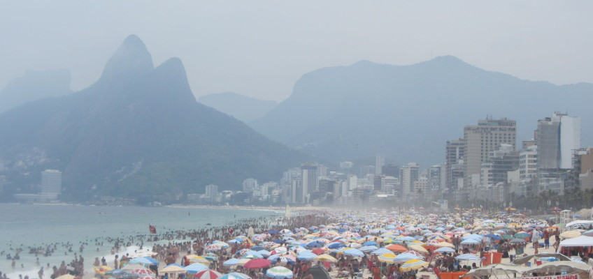 Rio, Baby.
