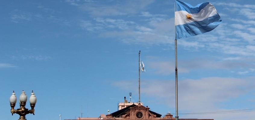BUENOS AIRES, POR FIN (PHOTOS)