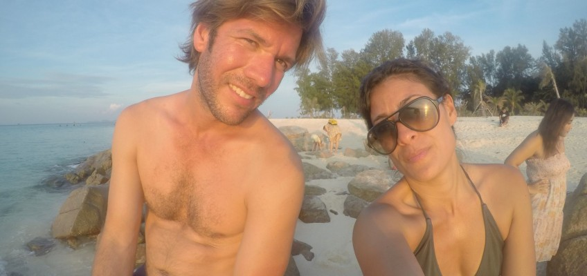 I Lipe You (or The One With Anthony's Video of Koh Lipe)